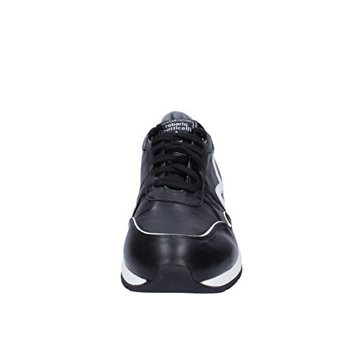 Sneakers Roberto Botticelli Limited Cuir Homme Noir 4vqvw