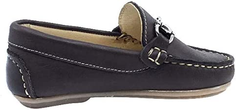 Andanines Boys Chain Loafers