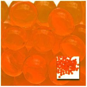 JellyBeadZ-Brand-Orange-Magic-Waterpipe-Water-Beads-10-Gram-Pack-Only