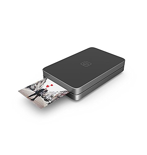 Lifeprint 2×3 Portable Photo and Video Printer for iPhone and Android. Make Your Photos Come to Life w/Augmented Reality