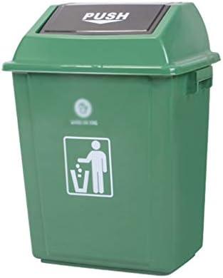 Q Ian l Ij i AJ i- ごみ箱 - ホームキッチン大容量のゴミ箱はゴミ箱に覆われている可能性があります。 屋内と屋外のゴミ箱 (サイズ さいず : 10L)