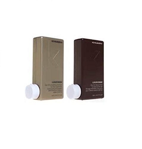 Kevin Murphy Luxury Wash And Rinse Duo 8.4 oz by Kevin Murphy