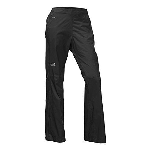 The North Face Women's Venture 2 1/2 Zip Pants TNF Black Large 32