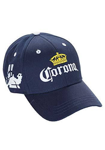 Corona Cap - Corona Blue Baseball Cap Standard