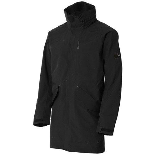 マムート GORE-TEX OBELISK Coat オベリスク コート 0001/black 1010-26220 B07622N8BV XS|ブラック ブラック XS
