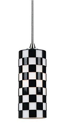 - Cal Lighting PN-1018/6-BS Line Voltage Mini Pendant Light Fixture