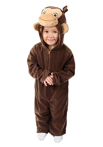 Book Character Costumes Ideas Images - Princess Paradise Curious George Child's Costume,