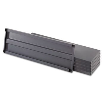 Industrial Steel Shelving, 6 Shelves, 36w x 18d, Dark Gray by SAFCO (Catalog Category: Furniture & Accessories / Shelving) ()