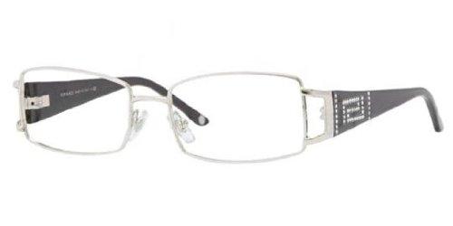 Versace VE1163B Eyeglass Frames 1332-5216 - Silver