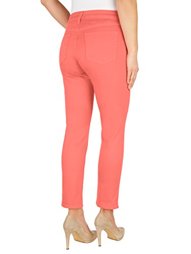 Coral Jeans Nydj Jeans Nydj Donna Donna Coral Branch vqHY4q