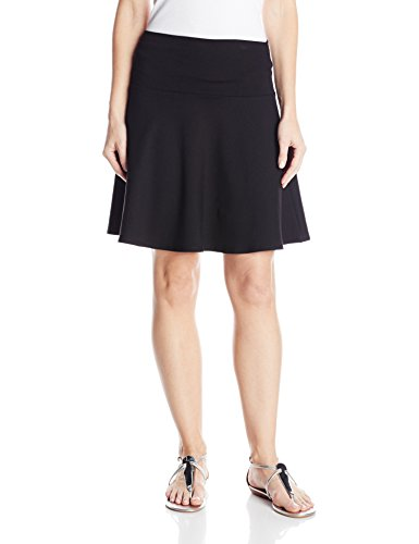 Susana Monaco Women's High Waisted Flare Skirt