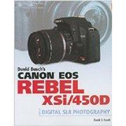 David Busch's Canon EOS Rebel Xsi/450D Guide…