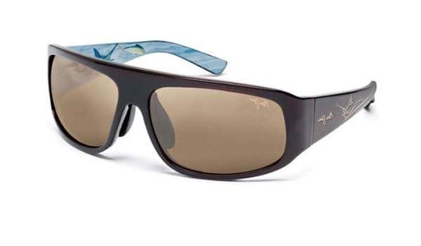 89c296da86bf Maui Jim Guy Harvey Limited Edition Sunglasses Grander Rootbeer HCL Bronze  Lens Model MJ-230-26: Amazon.ca: Sports & Outdoors