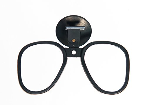 Smoke Spec Prescription Lens Insert For Full-Facepiece Respirators