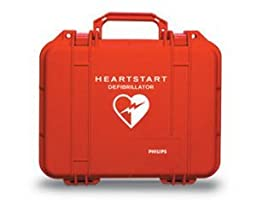 Case Hard Watertight for FR2/FR2+, FRx or OnSite/HOME AEDs - YC
