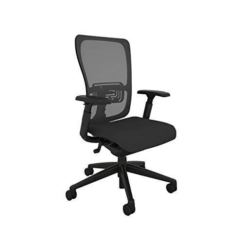Haworth Zody High Performance Office Chair with Ergonomic Adjustments...