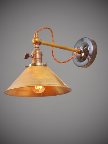 Vintage Industrial Wall Sconce