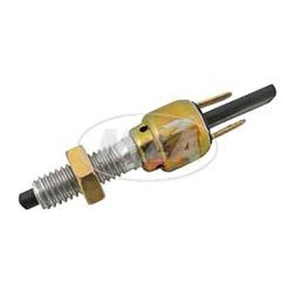 SO1-19 Bremslichtschalter mit Gummi 8606.11//1 f/ür Simson MZ