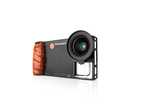 CGB Pro Case/Filter/3 Lens Kit - Black by Phoneographer (Image #8)
