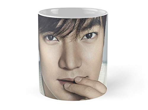 Hued Mia Lee Min Ho 1 Mug - 11oz Mug - Features wraparound prints - Dishwasher safe - Made from Ceramic - Best gift for family friends