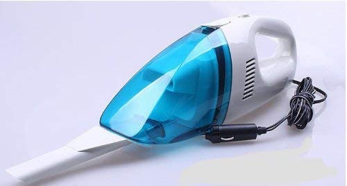 Kitchen point Powerful Portable High Power 12V Vacuum Cleaner (Multicolour)