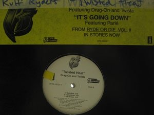 Dragons Twista - Twisted Heat [Vinyl]