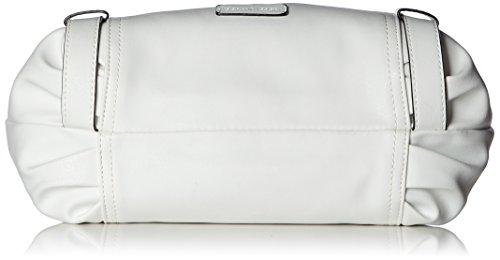Gerry Weber 4080003, Borse a spalla Donna, Bianco (White), 13x26x38 cm (B x H x T)
