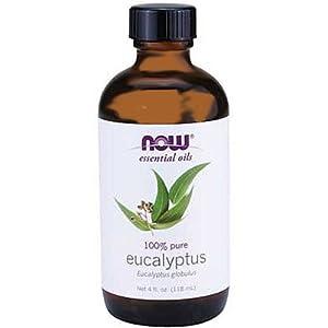 NOW Foods Essential Oils Eucalyptus 4 fl oz