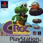 Croc Legend of the Gobbos - PS1 Platinum *