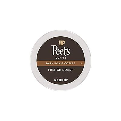 Peet's Coffee French Roast Dark Roast K-Cup Pack 10ct