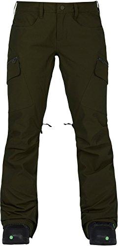 a Pants, Forest Night, Medium (Burton Ladies Snowboard Clothing)