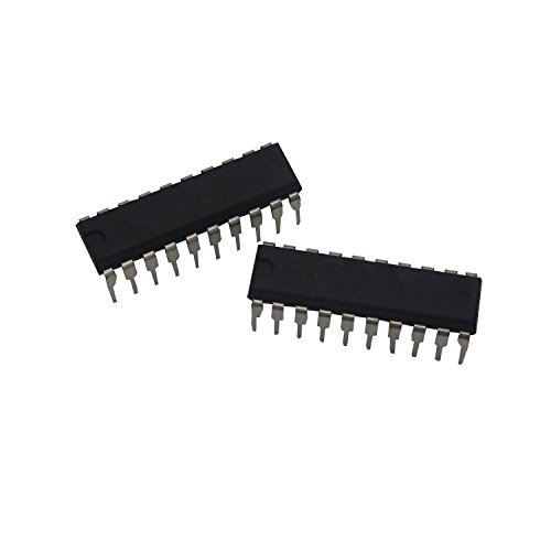 ADAM SYEX integrated circuit ADC0804 ADC0804LCN analog to digital converter