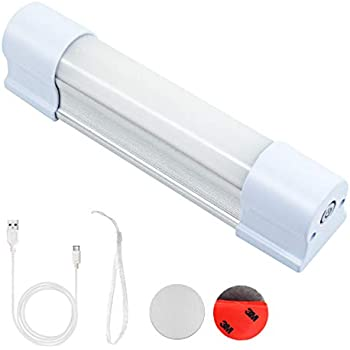 Letour Led Tube Magnetic Light Bar Work Lights 2000 Lumens