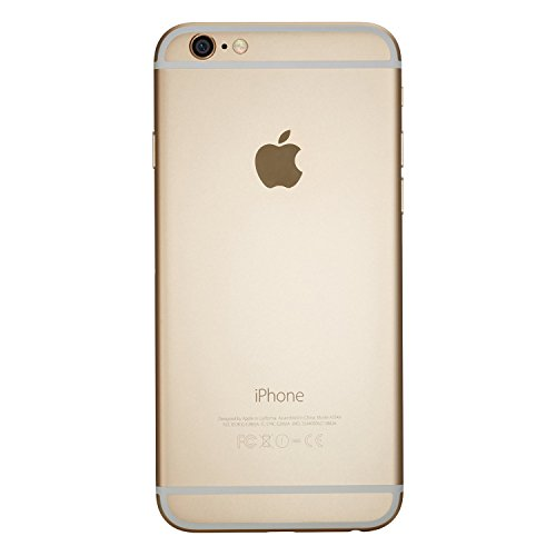 apple iphone 6 gold 128gb unlocked smartphone certified. Black Bedroom Furniture Sets. Home Design Ideas