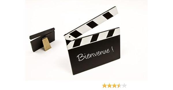 Tarjeta de nombre para mesa y regalo Mini Film para cine y amantes del cine: Amazon.es: Hogar