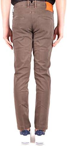 Luxury Fashion | Jacob Cohen Heren LIONBOSTITCHCOMF08779480 Bruin Katoen Jeans | Seizoen Outlet