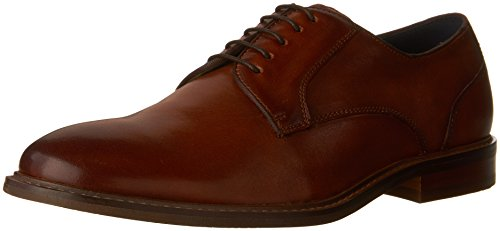 Steve Madden Men's Biltmore Oxford, Tan Leather, 9.5 M - Biltmore Store
