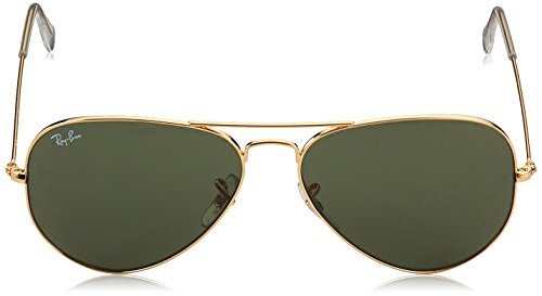 METAL RB3025 LARGE BAN L0205 RAY DE SOL AVIATOR GAFAS 58 zBqS7x7