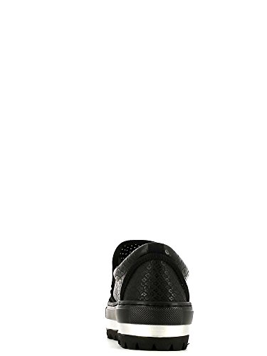 Fornarina Slip On Woman Sneaker Mocassino Eco Pony Hair Black nd Zxq6G
