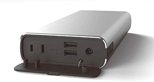 クセル ACコンセント搭載 モバイルバッテリー MPC-CAC22800