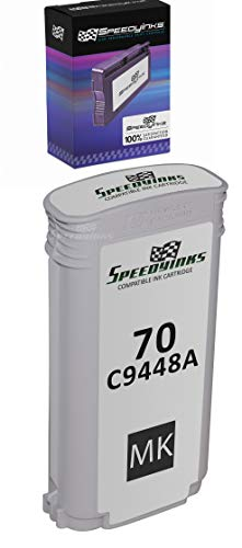 Speedy Inks Remanufactured Ink Cartridge Replacement for HP 70 / C9448A (Matte ()