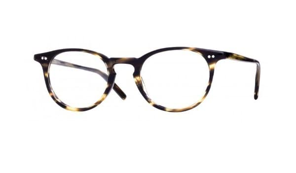 566d2f28c2b Amazon.com  Oliver Peoples 48mm Riley Eyeglasses Color  Coco Bolo  Health   Personal  Care