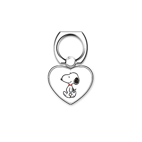 - LookSeven Snoopy Pattern Cell Phone Finger Holder,Universal Smartphone Rotatable Ring Grip Stand for Cell Phone,iPad and Tablets #04