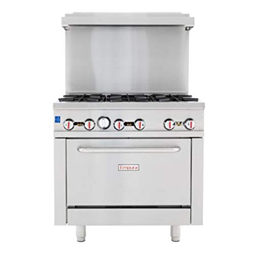 6 Burner Gas Stove For Sale