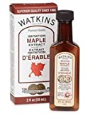 Watkins Imitation Maple Extract, 2 fl oz