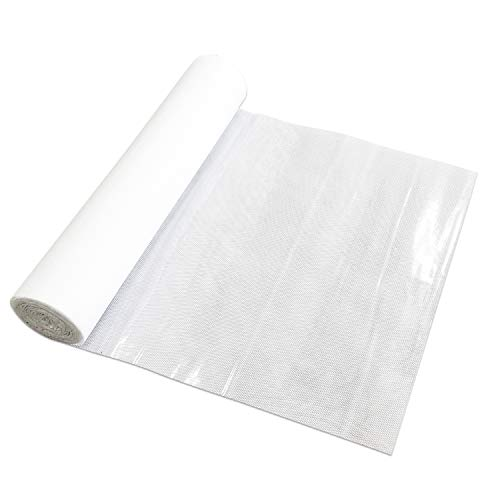 (10 FT. x 11 Inch Hot Fix Iron On Rhinestone Transfer Paper, Acrylic Transfer Tape Roll for Sticky Hot Fix Rhinestones and Heat Transfer Vinyl, Easy to Use in Heat Press)