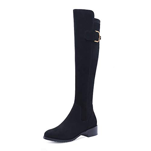 Nine Seven Genuine Leather Women's Pointed Toe Stiletto Pumps Heel Handmade Ankle Strap Pumps Stiletto Parent B07BK2JJMK 472be0