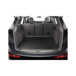 Genuine OEM Audi Q5 Rubberized Cargo Mat (2009-2015) 8R0-061-180 (Cargo Rubberized Mat)