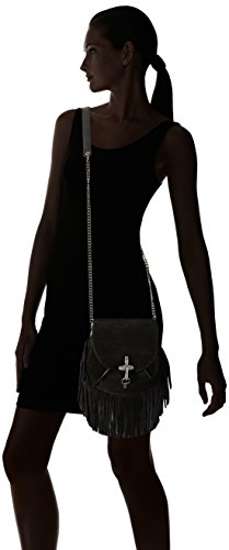 Maya Lucky Small Black Body Cross 61RaqYw