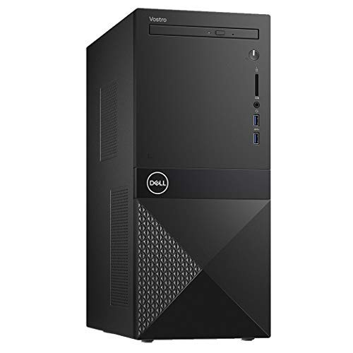 Newest_Dell_Vostro Real Business (Better Design Than Inspiron and XPS) Premium Desktop Computer- Intel i5-8400 Processor…
